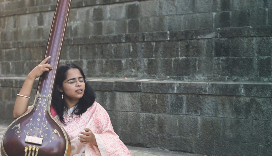 Dhrupad ének workshop Meghana Sardarral