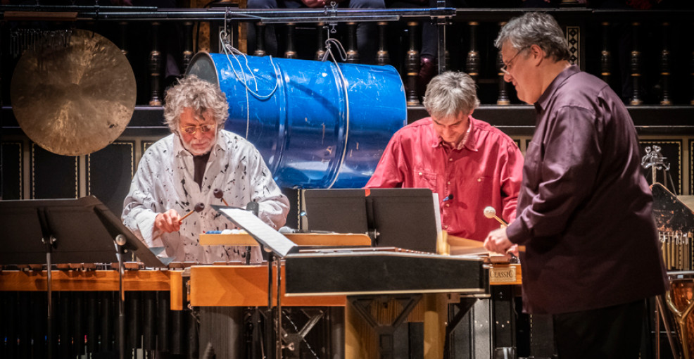 We are all here! – Amadinda Percussion Group & Gábor Presser New Year's Eve Concert