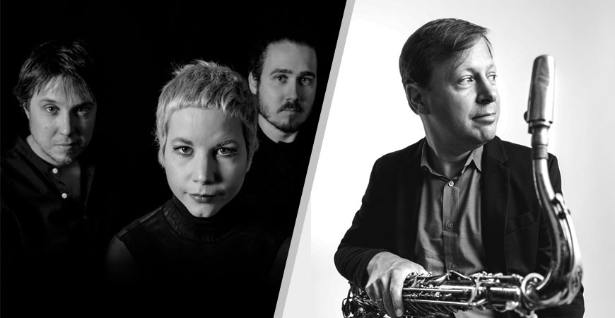 Santa Diver Trio & Chris Potter