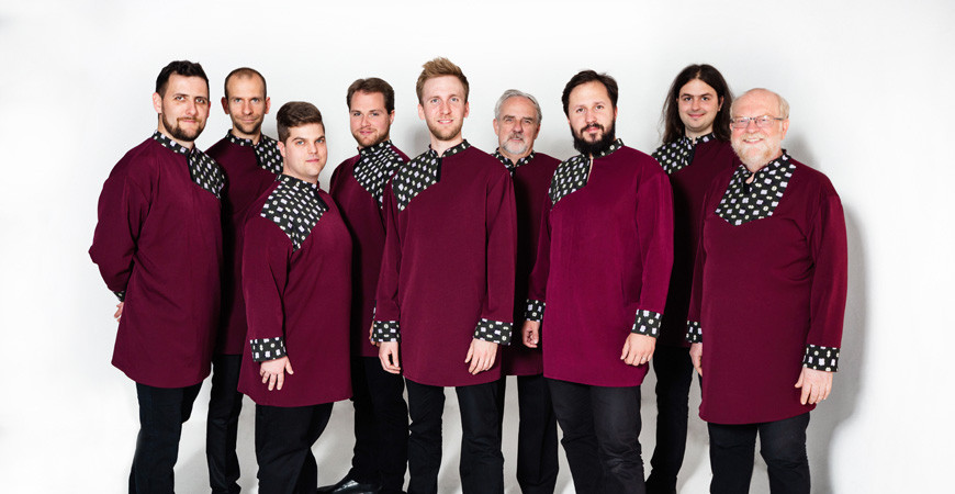 Márta Sebestyén, Róbert Kovács & Saint Ephraim Male Choir