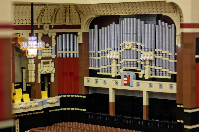 Stories for the Liszt Academy Organ