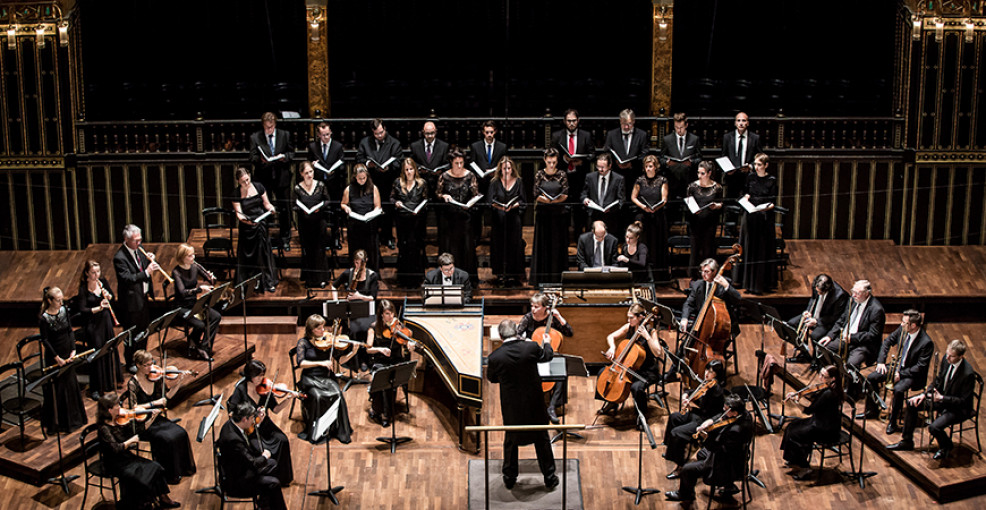 Purcell Choir and Orfeo Orchestra