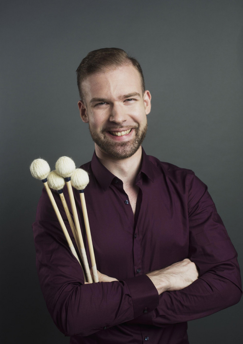 Kai Strobel's Percussion Recital