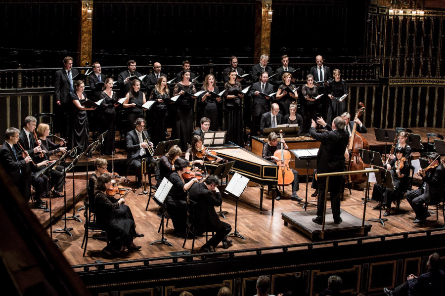 Purcell Choir & Concerto Budapest