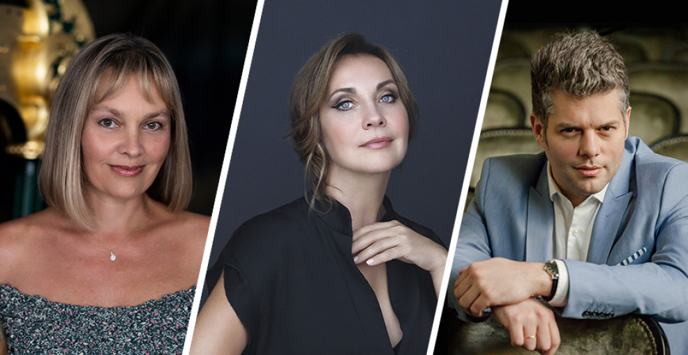 Rost Andrea, Vigh Andrea és Kelemen Barnabás ad koncertet a Zeneakadémián
