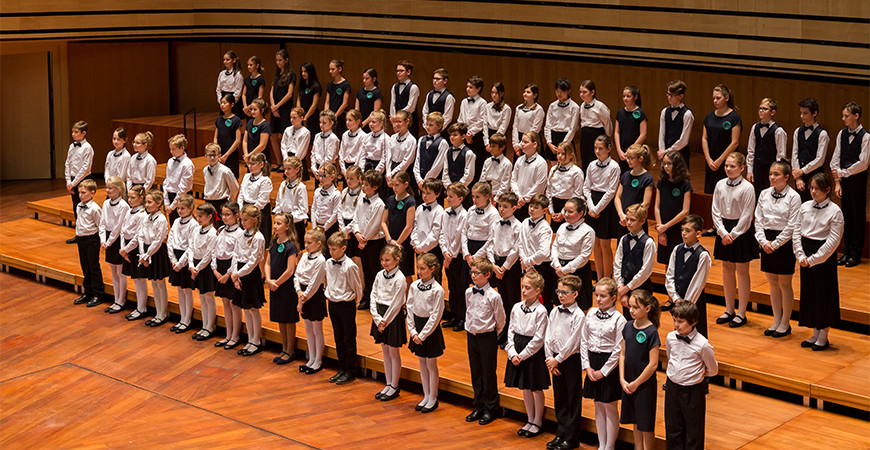 Hungarian Radio Children's Choir – Season Closing Concert