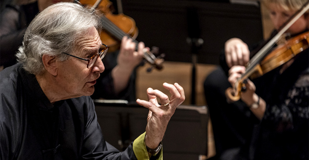 Sir John Eliot Gardiner, Monteverdi Choir & English Baroque Soloists