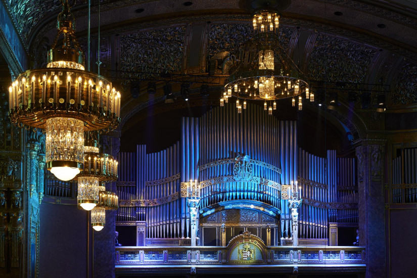 Special Guided tours – Introducing our renovated Organ