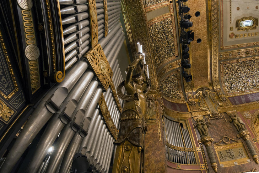 Organ Diploma Concert - MA students of the Classical Organ Sub-Department of the Liszt Academy