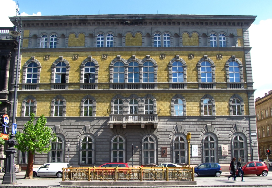 Liszt S Last Apartment In Budapest Was This Building Which Functions As A Museum Now