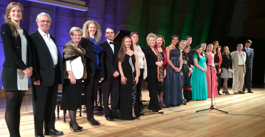 Liszt Academy's Rising Stars at UNESCO Paris Headquarters | Zeneakadémia